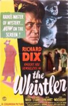 The Whistler 1944 DVD - Richard Dix / Gloria Stuart